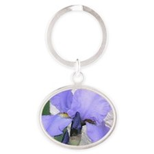 Picture 314 Oval Keychain