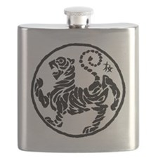 Tiger5InchAlltransparency Flask