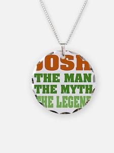 Josh The Legend Necklace