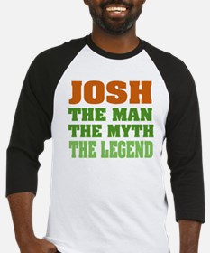 Josh The Legend Baseball Jersey