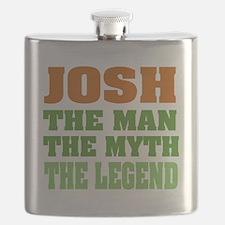 Josh The Legend Flask