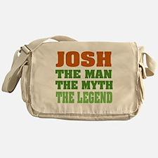 Josh The Legend Messenger Bag