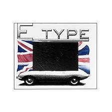 UK flag E-type Jag Picture Frame