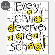 EveryChildSchool Puzzle