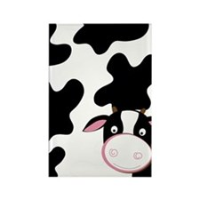 Cow Holstein 4G iphone case Rectangle Magnet