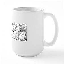 0026 Same Sex Marriage enlarged mega Mug
