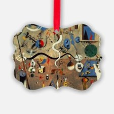Carnival Harlequin Ornament