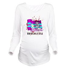 _Bongoloseia_Shirt Long Sleeve Maternity T-Shirt