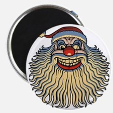 scary-clown-santa-T Magnet