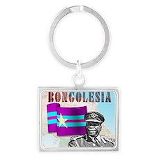Bongolesia_Calendar Landscape Keychain