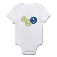 TRIPLETS 3 of 3 - Infant Bodysuit
