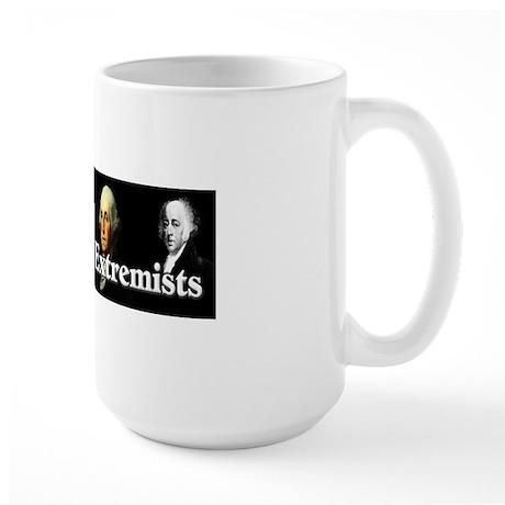 extremistcafe4 Large Mug