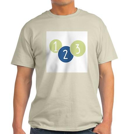 TRIPLETS 2 of 3 - Light T-Shirt