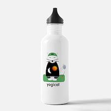 yogicatnew Water Bottle
