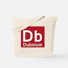 dubnium Tote Bag