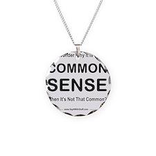 common sense 2000 Necklace