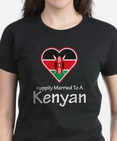 Happily Married Kenyan Tee