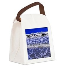 tybeeocean Canvas Lunch Bag