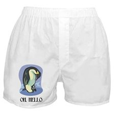 """Oh, Hello"" Boxer Shorts"