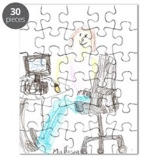 Mommy on Facebook Puzzle