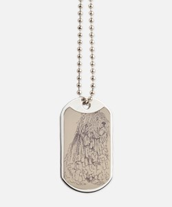 Bergamasco_KlineX Dog Tags