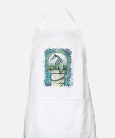 green dragon no background Apron