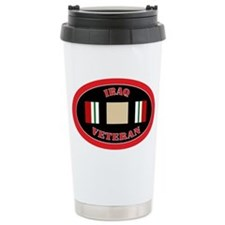 Iraq-0-oval Travel Mug