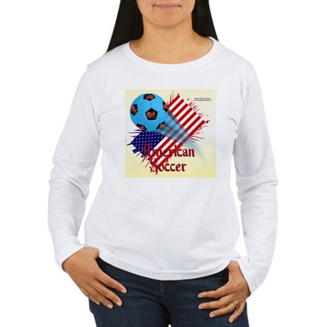 Mpad_USASoccerBonanza Women's Long Sleeve T-Shirt