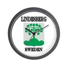 The Lindesberg Store Wall Clock