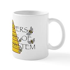 beekeepers wide Mug