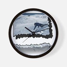 2011-12-06_iPX_Ski_Wipeouts_3_2Kx2061 Wall Clock
