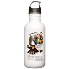 The Hysteria Continues Water Bottle