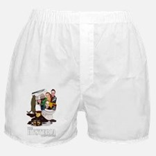 The Hysteria Continues Boxer Shorts