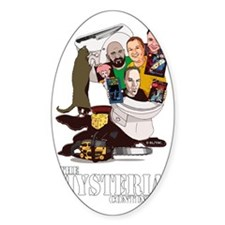 The Hysteria Continues Decal