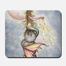 starfilled sky square cp Mousepad