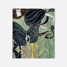 JUGEND 1896 PYTHIA - EDIT Throw Blanket