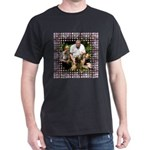 Personalizable Pink Bling Frame T-Shirt