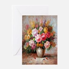 flower013 Greeting Card