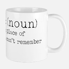 synonym Mug