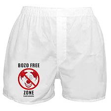 Bozo Free Boxer Shorts