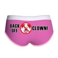 Clown_BumperStkr Women's Boy Brief