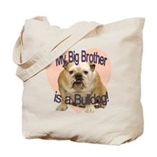 bulldog bro.gif Tote Bag