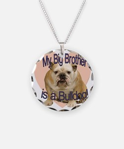 bulldog bro.gif Necklace