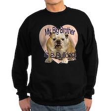 bulldog bro.gif Sweatshirt