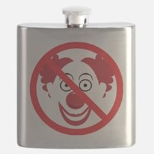 NoClowns Flask