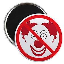 NoClowns Magnet