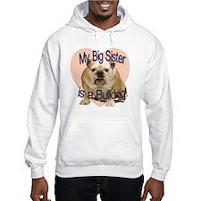 bulldog sis.gif Hoodie