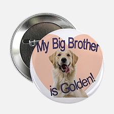 """golden bro.gif 2.25"""" Button"""