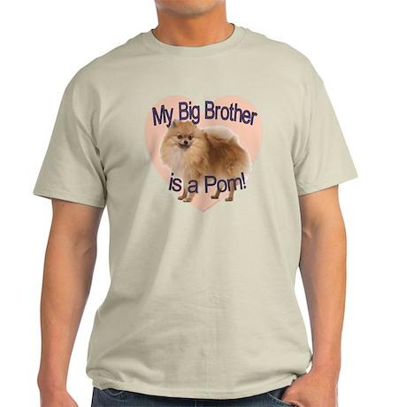 pom bro.gif Light T-Shirt