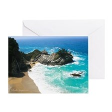 11.5x9_print-CaliforniaOcean Greeting Card